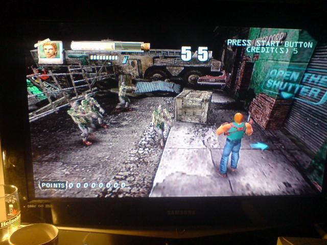 Dreamcast Vga Vs Rgb