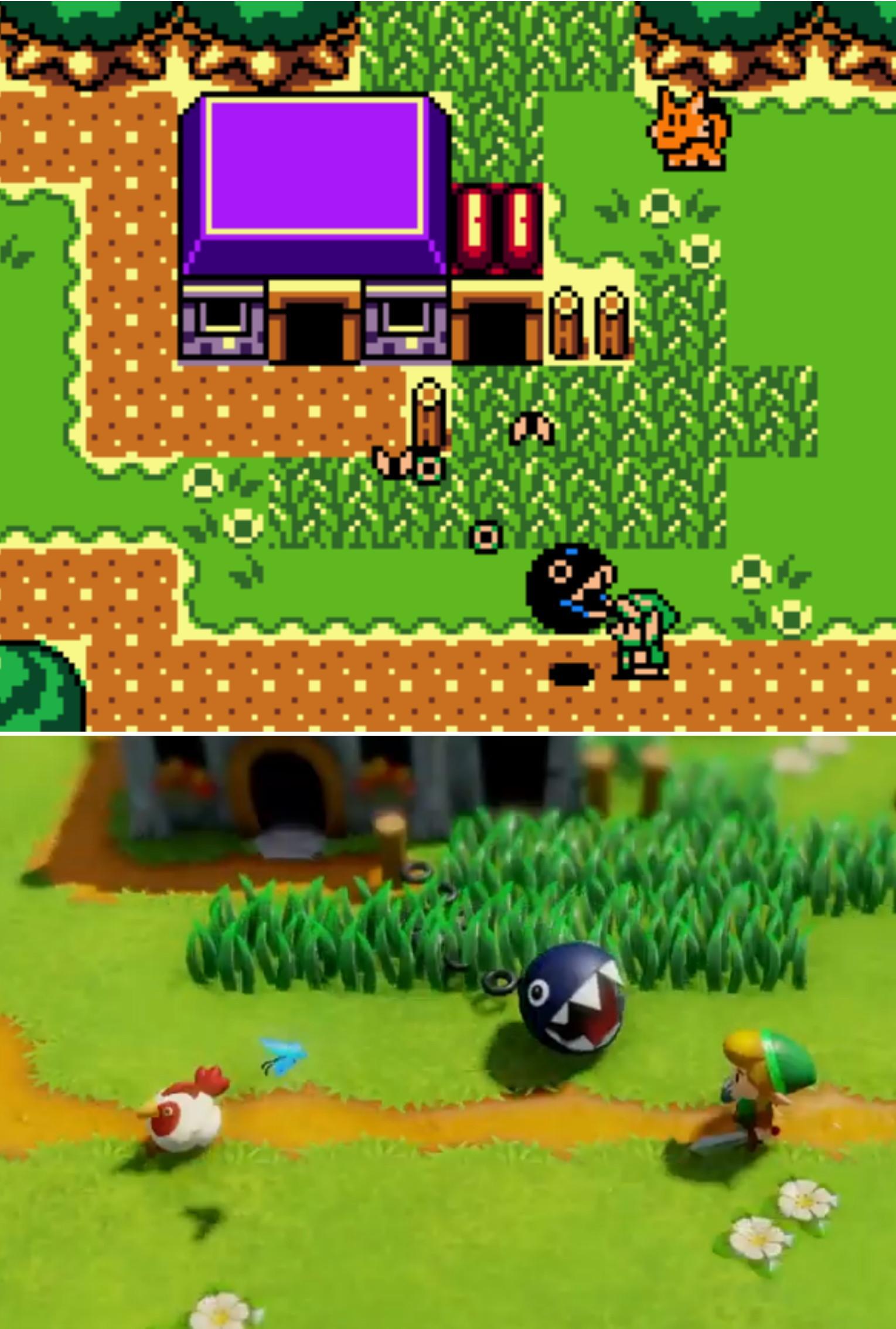The Legend Of Zelda Link S Awakening Tonight We Re Gonna
