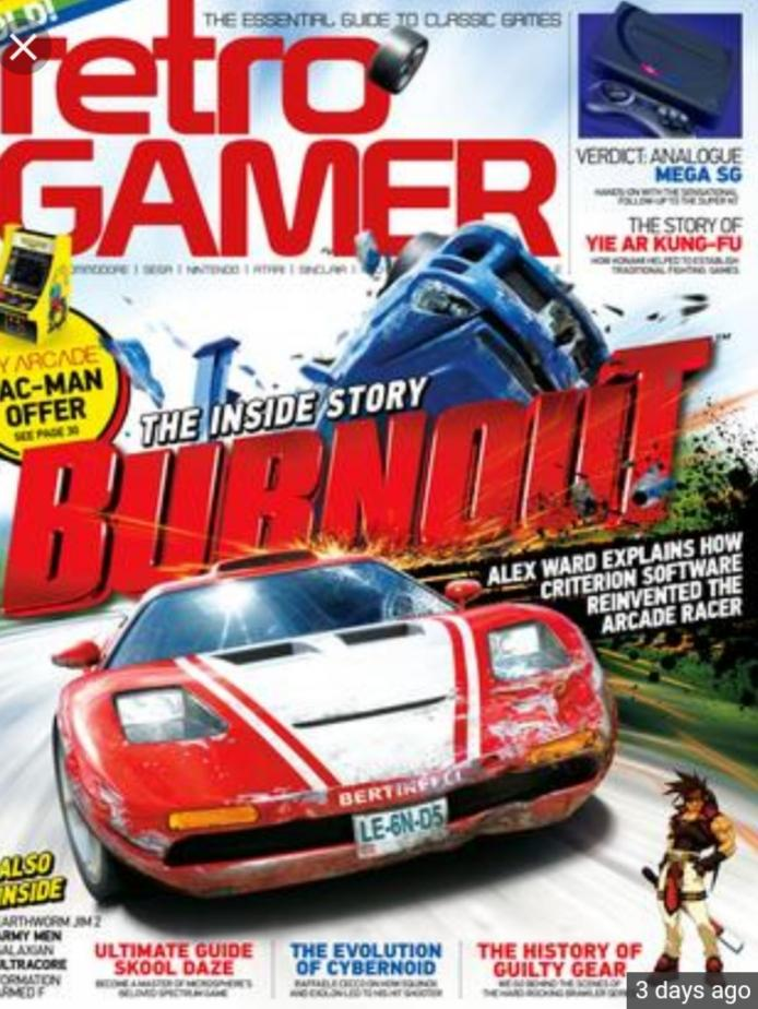 Retro Gamer issue 194 - Retro & Arcade Gaming - rllmuk