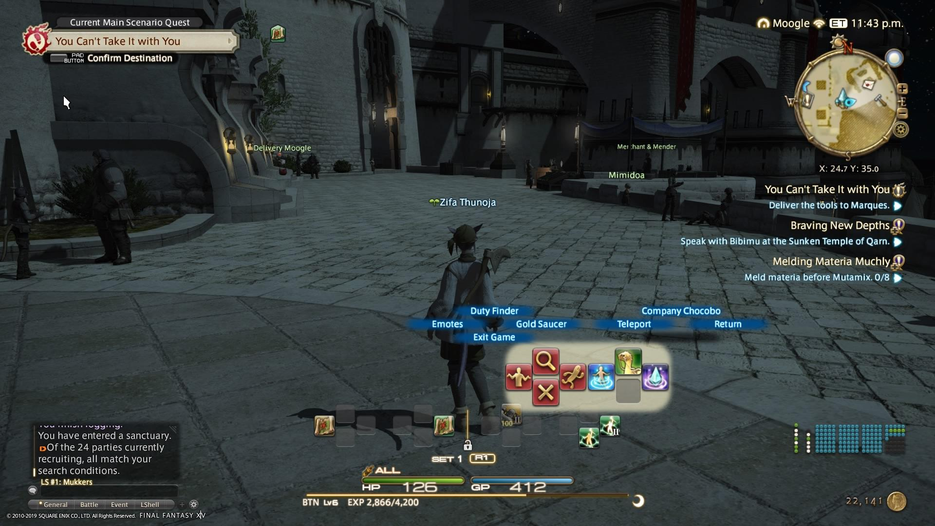 Final Fantasy XIV: Online First post updated with lots of