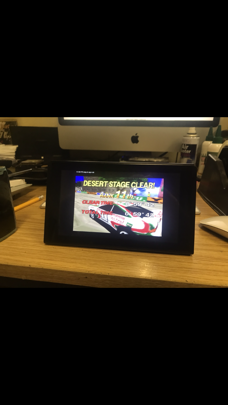 Turn your Nintendo Switch into a fantastic emulation machine